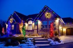 Decorated House