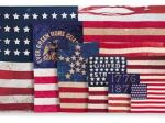 American Flags, picture image