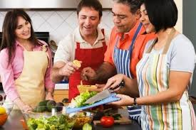 Teach a Cooking Class