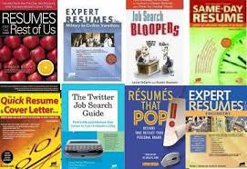 resume books 2